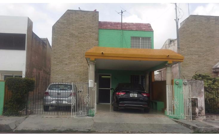 Foto de casa en venta en  , jardines de mérida, mérida, yucatán, 2003160 No. 01