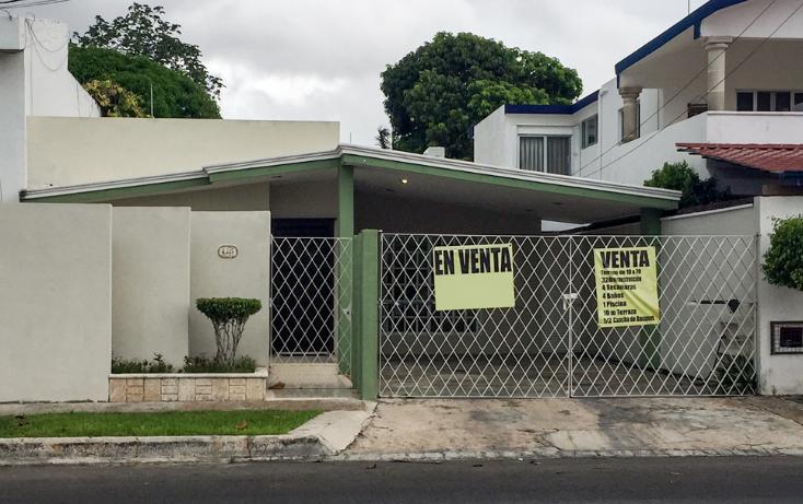 Foto de casa en venta en  , jardines de mérida, mérida, yucatán, 2037974 No. 01