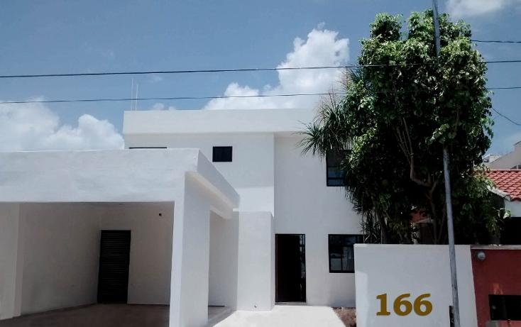 Foto de casa en venta en  , jardines de miraflores, mérida, yucatán, 1951642 No. 01