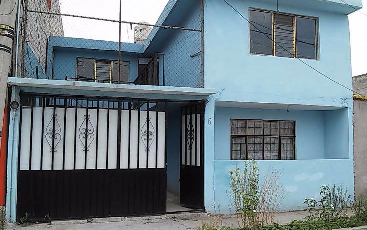Foto de casa en venta en  , jardines de morelos secci?n elementos, ecatepec de morelos, m?xico, 1973082 No. 01