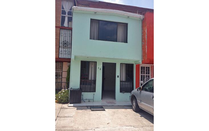 Foto de casa en venta en  , jardines de morelos sección fuentes, ecatepec de morelos, méxico, 1130105 No. 01