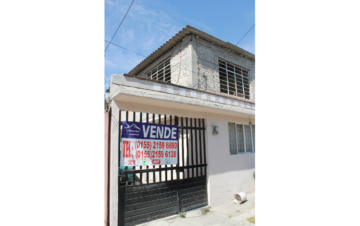 Foto de casa en venta en  , jardines de morelos secci?n r?os, ecatepec de morelos, m?xico, 1163581 No. 01