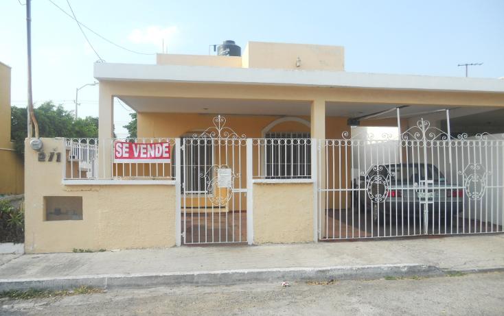Foto de casa en venta en  , jardines de pensiones, m?rida, yucat?n, 1087939 No. 01
