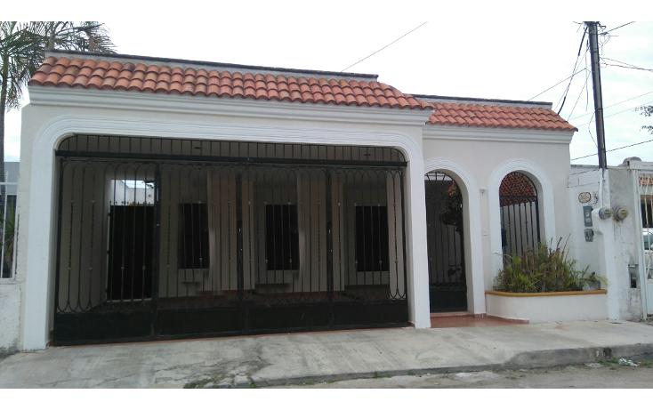 Foto de casa en venta en  , jardines de pensiones, m?rida, yucat?n, 1605554 No. 01