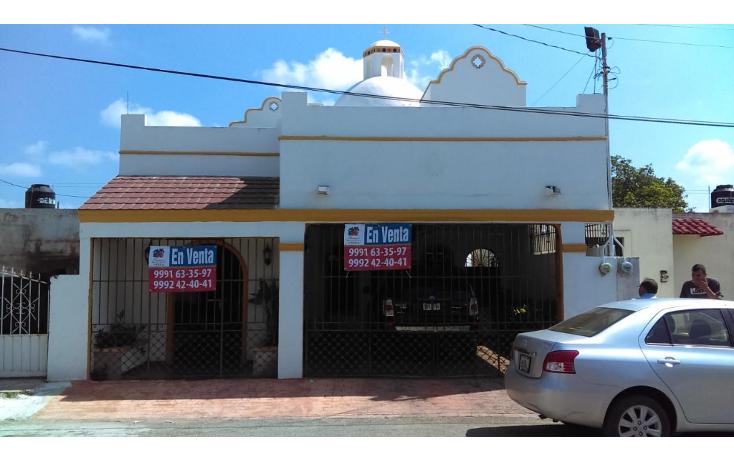 Foto de casa en venta en  , jardines de pensiones, mérida, yucatán, 1972372 No. 01