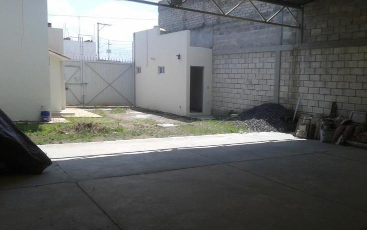 Foto de bodega en venta en jardines de queretaro 8, la negreta, corregidora, querétaro, 898273 No. 04