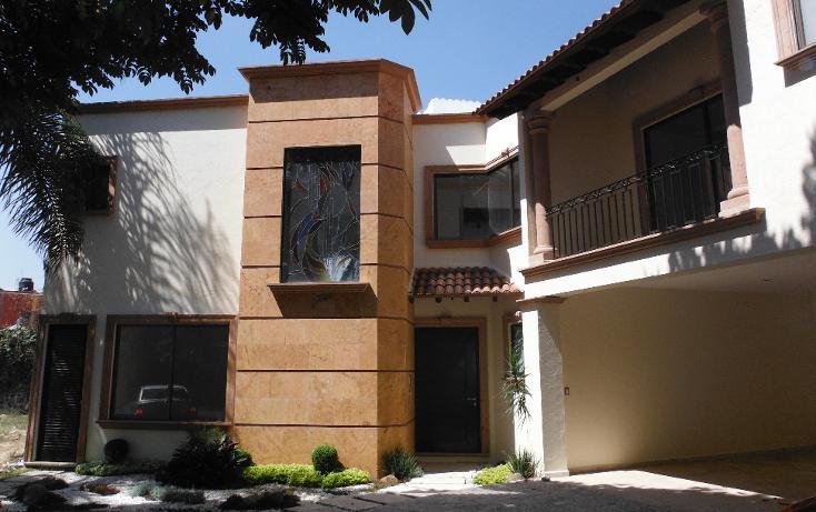 Foto de casa en venta en, jardines de reforma, cuernavaca, morelos, 1096487 no 01