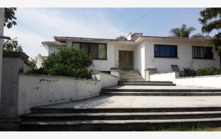 Foto de casa en venta en  , jardines de reforma, cuernavaca, morelos, 1325811 No. 01