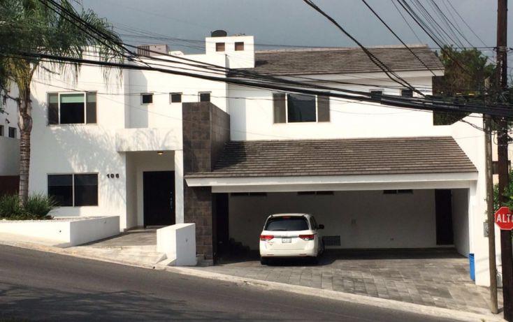 Foto de casa en renta en, jardines de san agustin 1 sector, san pedro garza garcía, nuevo león, 1993012 no 01