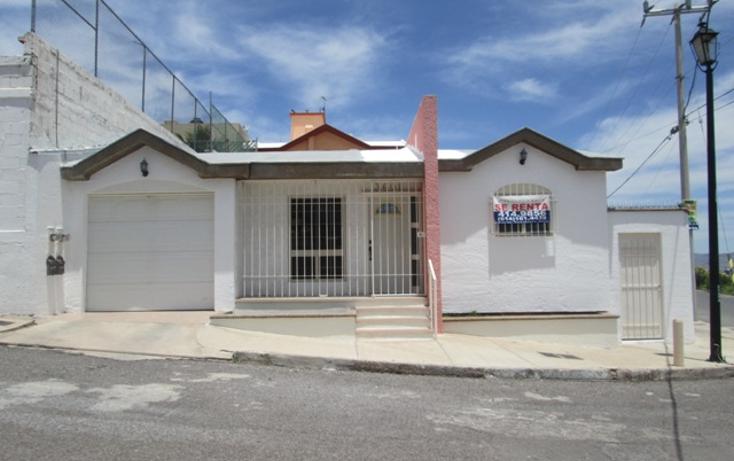 Foto de casa en renta en  , jardines de san francisco i, chihuahua, chihuahua, 2036814 No. 01