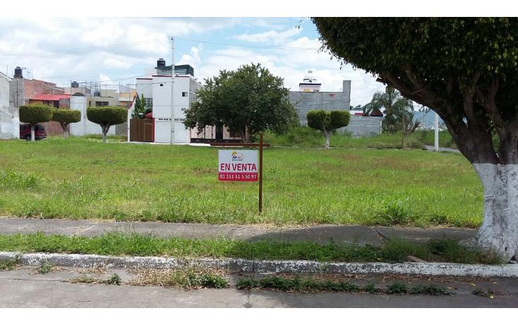 Foto de terreno habitacional en venta en  , jardines de san joaquín, zamora, michoacán de ocampo, 1661174 No. 01
