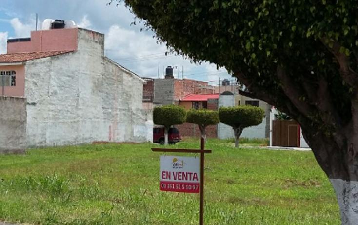Foto de terreno habitacional en venta en, jardines de san joaquín, zamora, michoacán de ocampo, 1661174 no 02