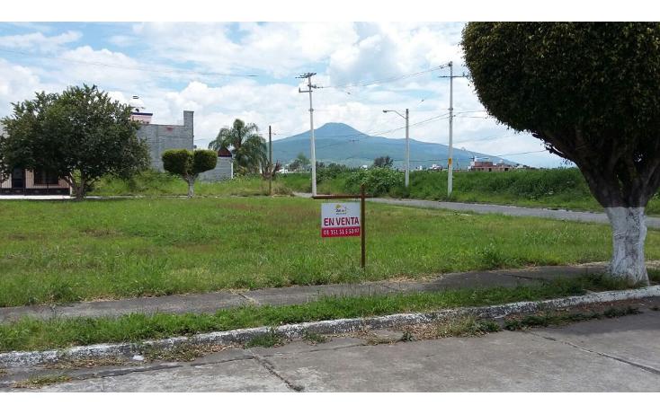 Foto de terreno habitacional en venta en  , jardines de san joaquín, zamora, michoacán de ocampo, 1661174 No. 03