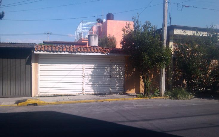Foto de casa en venta en  , jardines de san josé 1a secc, coacalco de berriozábal, méxico, 1397741 No. 01