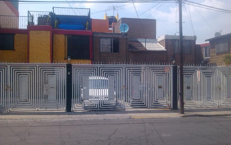Foto de casa en condominio en venta en  , jardines de san josé 2a secc, coacalco de berriozábal, méxico, 1397475 No. 01