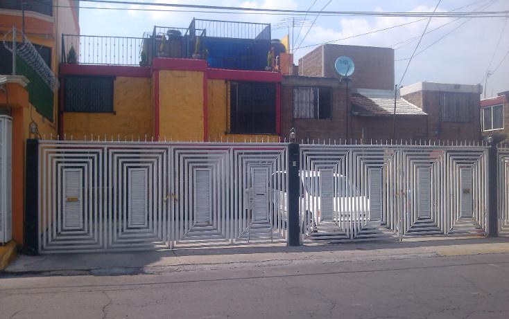 Foto de casa en condominio en venta en  , jardines de san josé 2a secc, coacalco de berriozábal, méxico, 1397475 No. 02