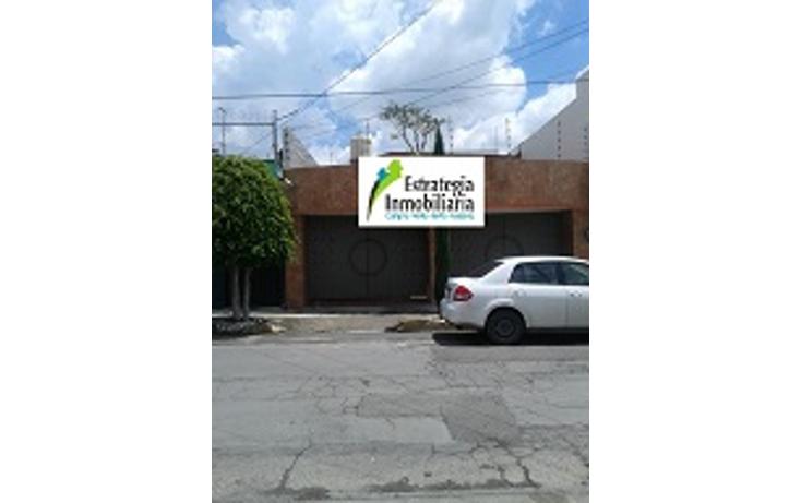 Foto de casa en venta en  , jardines de san manuel, puebla, puebla, 1334125 No. 01