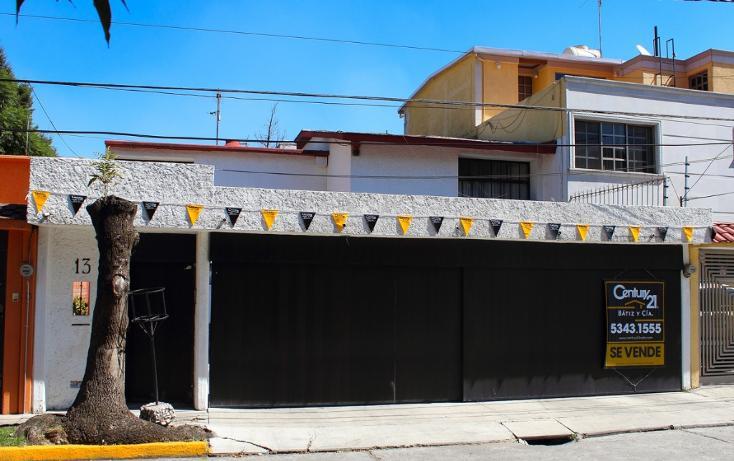 Foto de casa en venta en  , jardines de san mateo, naucalpan de juárez, méxico, 1697044 No. 01