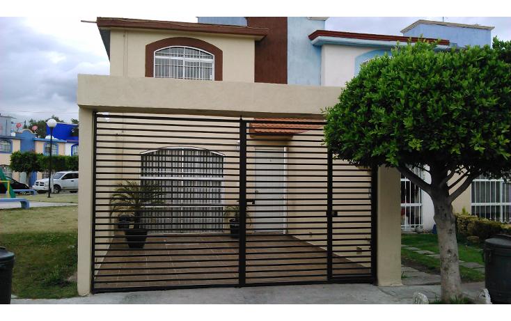 Foto de casa en venta en  , jardines de san miguel, cuautitlán izcalli, méxico, 1771346 No. 01