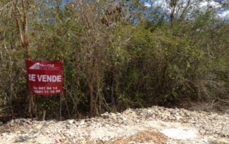 Foto de terreno habitacional en venta en, jardines de san sebastian, mérida, yucatán, 1642132 no 01