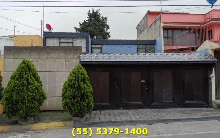 Foto de casa en venta en  , jardines de santa mónica, tlalnepantla de baz, méxico, 1376129 No. 01