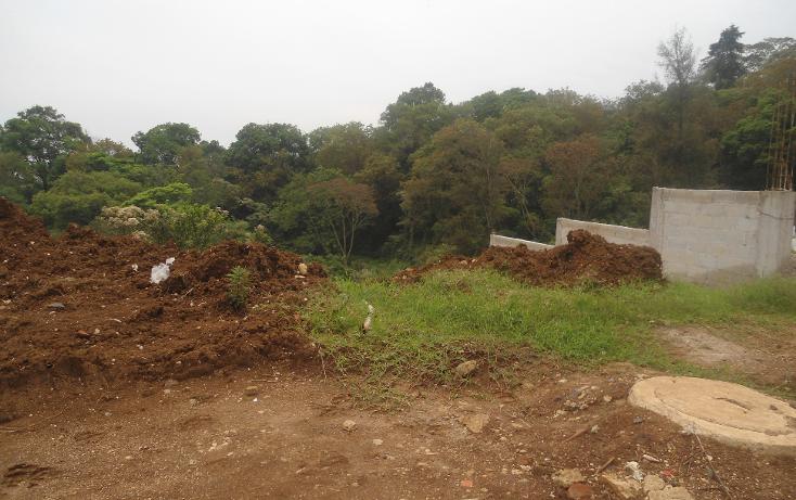 Foto de terreno habitacional en venta en  , jardines de santa rosa, xalapa, veracruz de ignacio de la llave, 1814386 No. 05