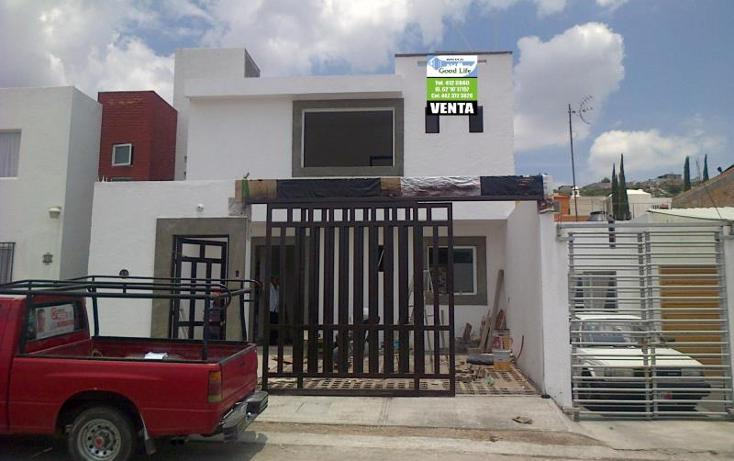 Foto de casa en venta en  , jardines de santiago, querétaro, querétaro, 1517292 No. 01