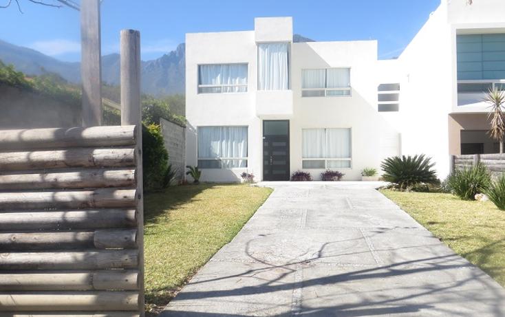 Foto de casa en venta en  , jardines de santiago, santiago, nuevo león, 1103445 No. 01
