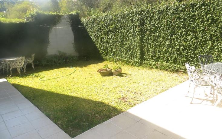 Foto de casa en venta en  , jardines de santiago, santiago, nuevo león, 1103445 No. 15