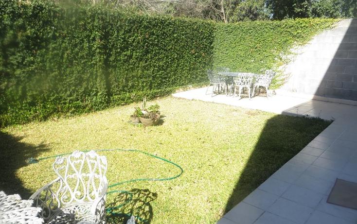 Foto de casa en venta en  , jardines de santiago, santiago, nuevo león, 1103445 No. 16