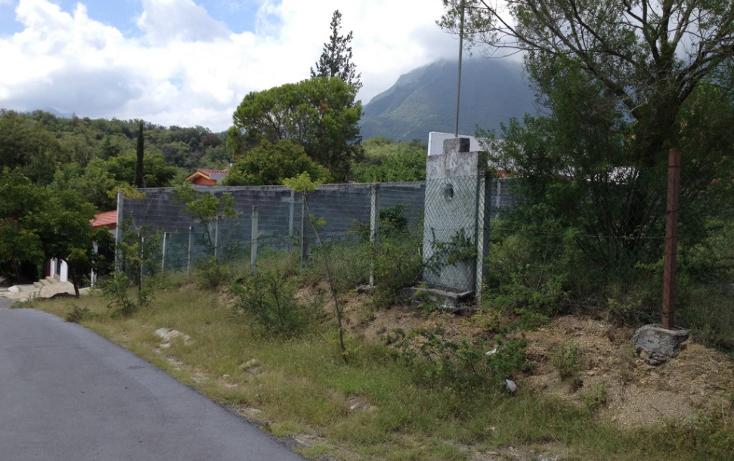 Foto de terreno habitacional en venta en  , jardines de santiago, santiago, nuevo león, 1352705 No. 01