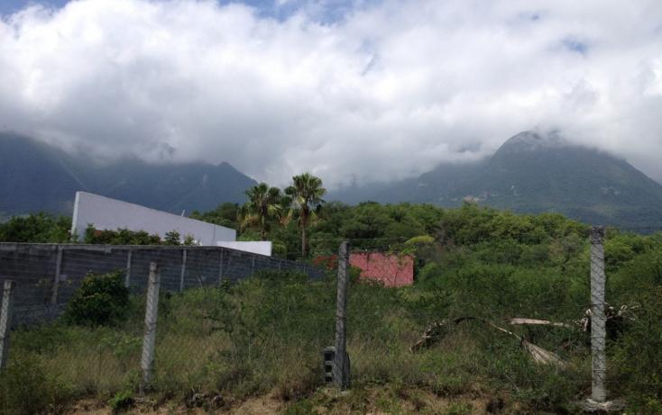 Foto de terreno habitacional en venta en  , jardines de santiago, santiago, nuevo león, 1352705 No. 02