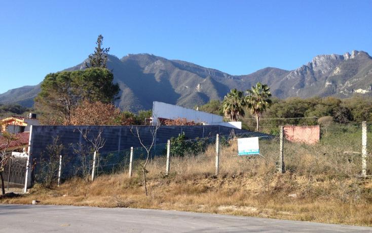 Foto de terreno habitacional en venta en  , jardines de santiago, santiago, nuevo león, 1352705 No. 05