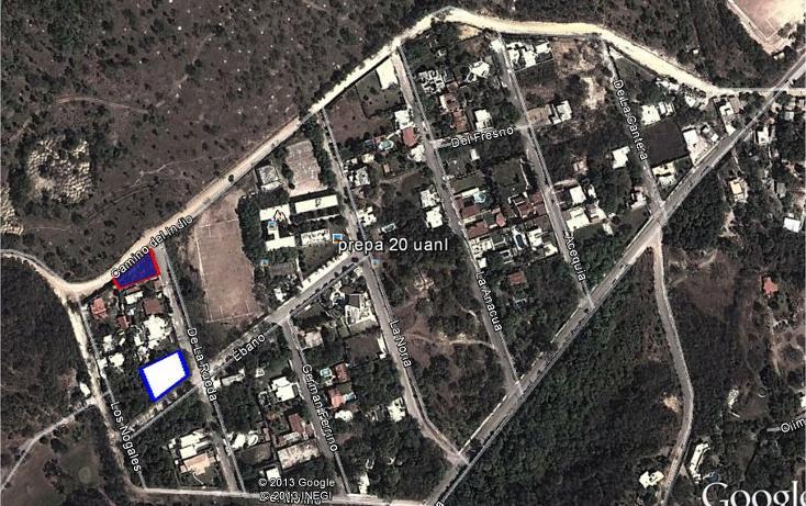 Foto de terreno habitacional en venta en  , jardines de santiago, santiago, nuevo león, 1352705 No. 10