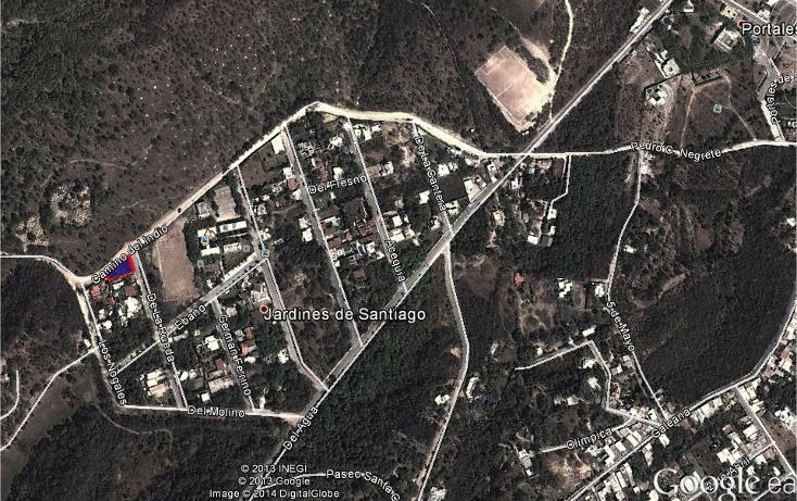 Foto de terreno habitacional en venta en  , jardines de santiago, santiago, nuevo león, 1352705 No. 12