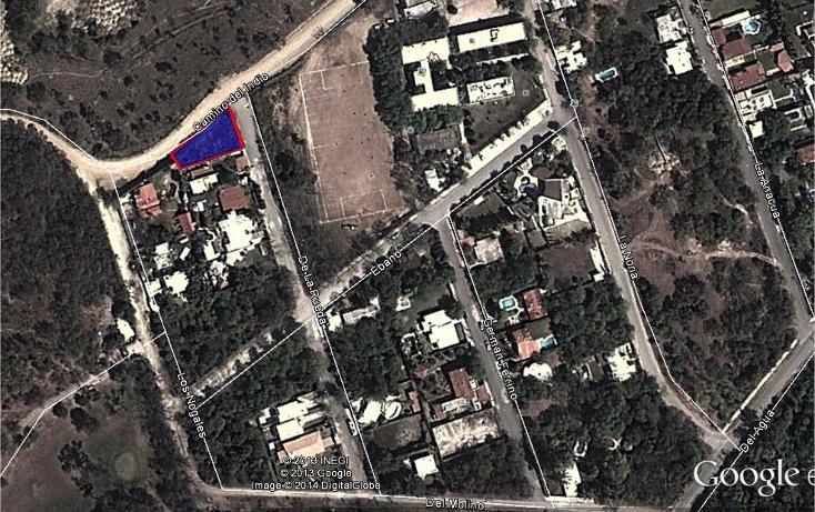Foto de terreno habitacional en venta en  , jardines de santiago, santiago, nuevo león, 1352705 No. 13