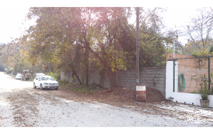 Foto de terreno habitacional en venta en  , jardines de santiago, santiago, nuevo león, 1553736 No. 01