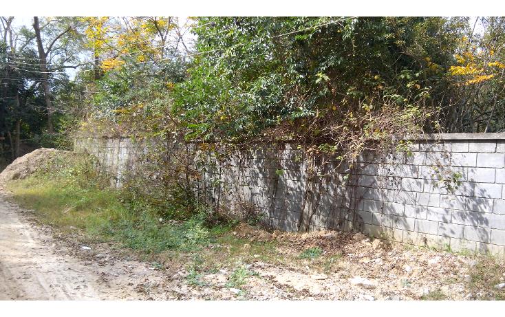 Foto de terreno habitacional en venta en  , jardines de santiago, santiago, nuevo león, 1553736 No. 02