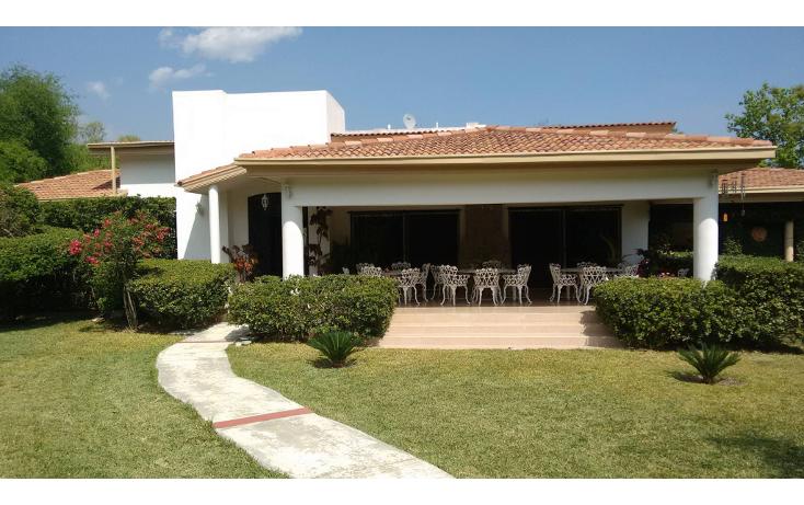 Foto de terreno habitacional en venta en  , jardines de santiago, santiago, nuevo león, 1597718 No. 01
