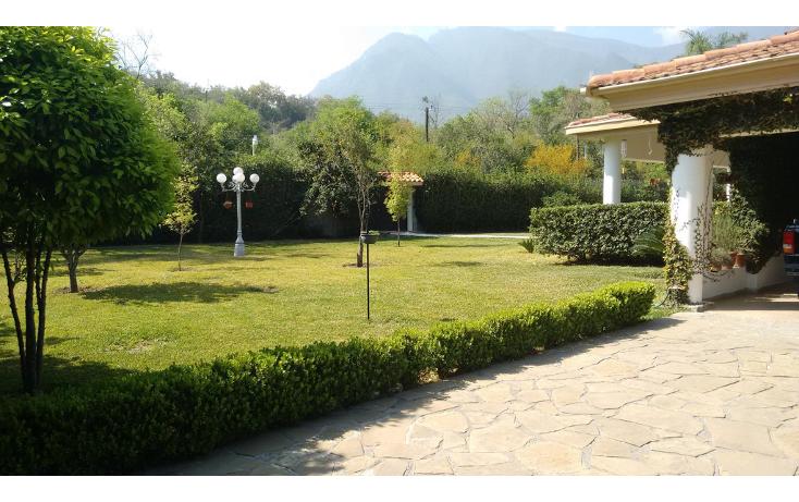 Foto de terreno habitacional en venta en  , jardines de santiago, santiago, nuevo león, 1597718 No. 04
