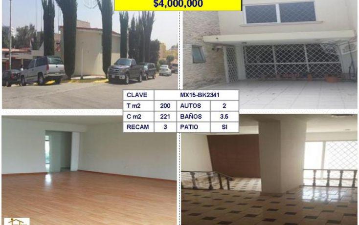 Foto de casa en venta en, jardines de satélite, naucalpan de juárez, estado de méxico, 1536424 no 01