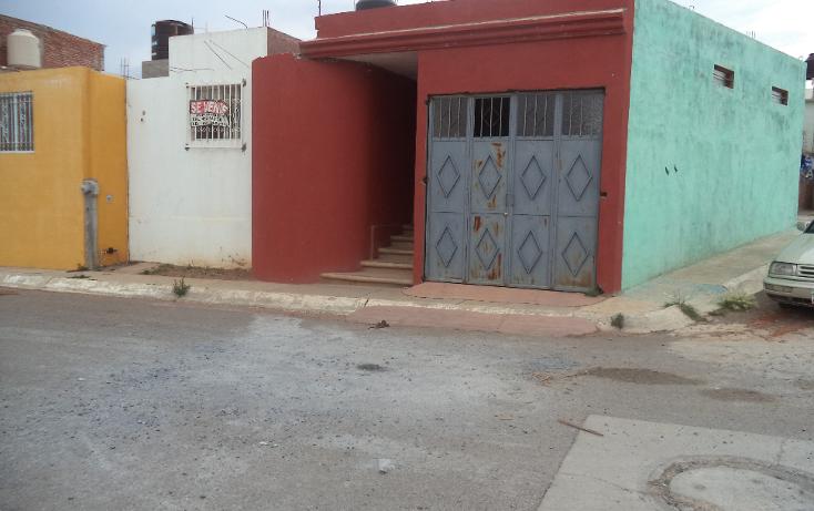 Foto de casa en venta en  , jardines de sauceda, guadalupe, zacatecas, 1091513 No. 01
