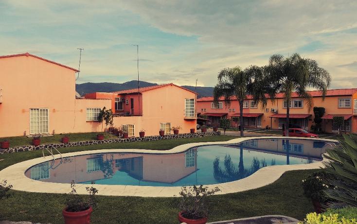 Foto de casa en venta en  , jardines de tezoyuca, emiliano zapata, morelos, 1262249 No. 01