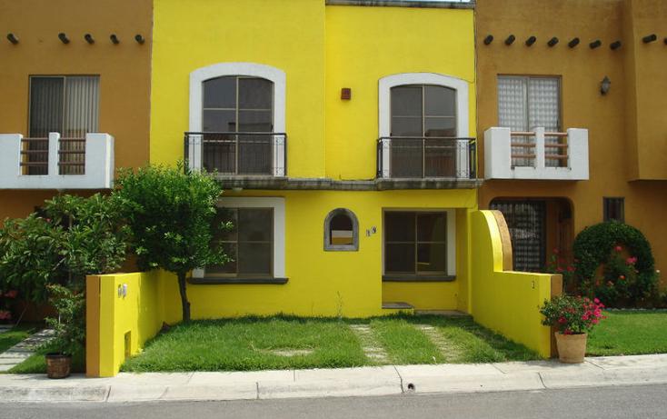 Foto de casa en renta en  , jardines de tezoyuca, emiliano zapata, morelos, 942267 No. 01