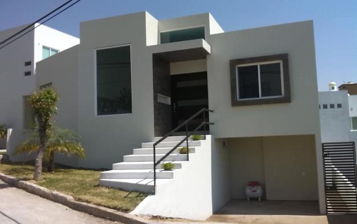 Foto de casa en venta en  , jardines de tlayacapan, tlayacapan, morelos, 1325889 No. 01