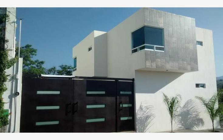 Foto de casa en venta en  , jardines de tlayacapan, tlayacapan, morelos, 1390133 No. 01