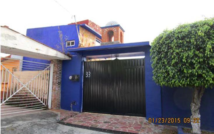 Foto de casa en venta en  , jardines de tlayacapan, tlayacapan, morelos, 1626804 No. 01