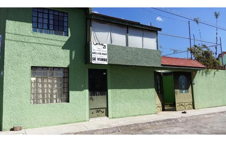 Foto de casa en venta en  , jardines de torremolinos, morelia, michoacán de ocampo, 1864768 No. 10