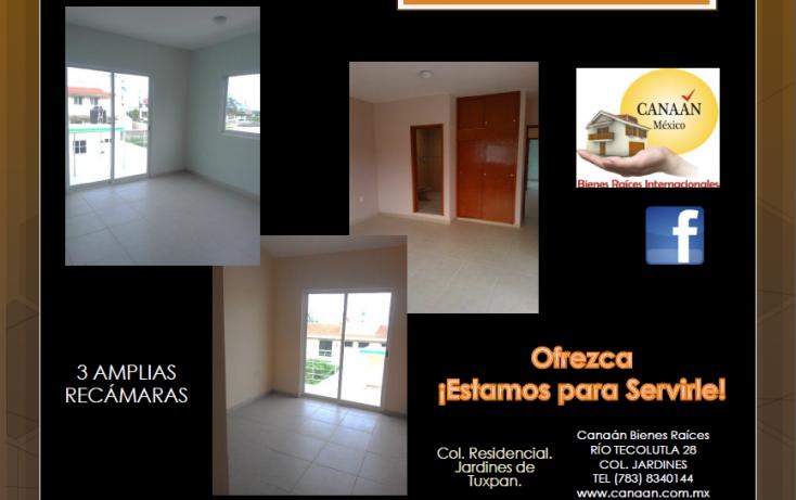 Foto de casa en venta en, jardines de tuxpan, tuxpan, veracruz, 1184409 no 03