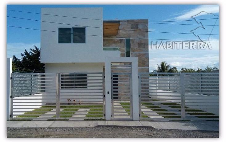 Foto de casa en venta en  , jardines de tuxpan, tuxpan, veracruz de ignacio de la llave, 1097739 No. 01